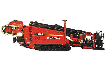 УСТАНОВКА ГНБ Ditch Witch JT4020m1